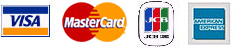 クレジットカード利用可能