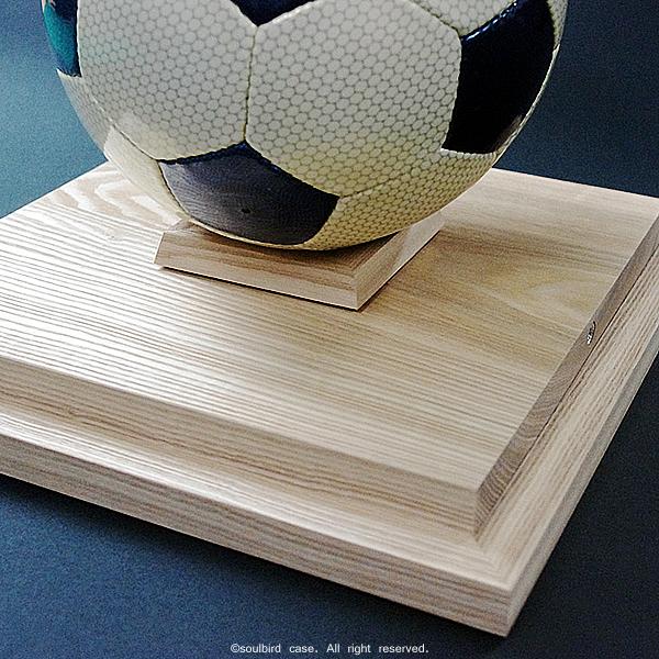 サッカーボールケース 台座